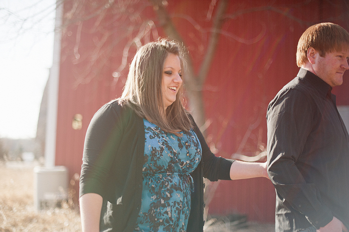 Megan+Anthony : Lake Maria State Park Engagement Session