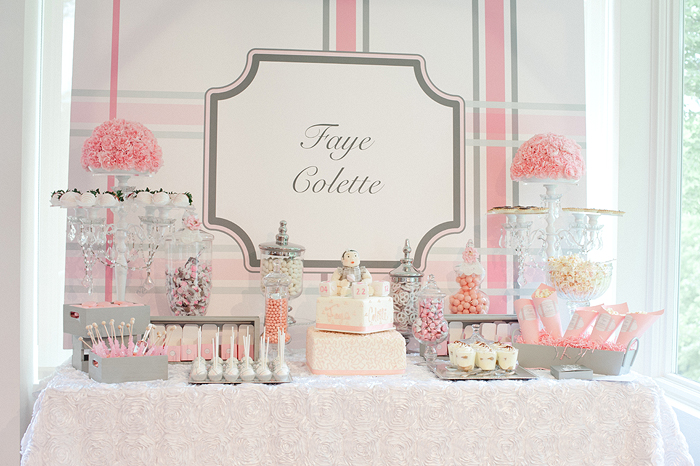 Jen Frisbie + the prettiest baby shower ever.