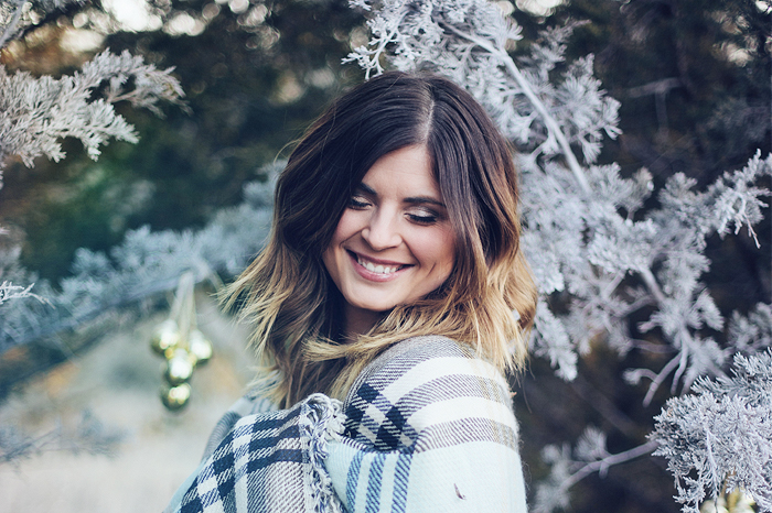 let it snow | brynn andre | editorial