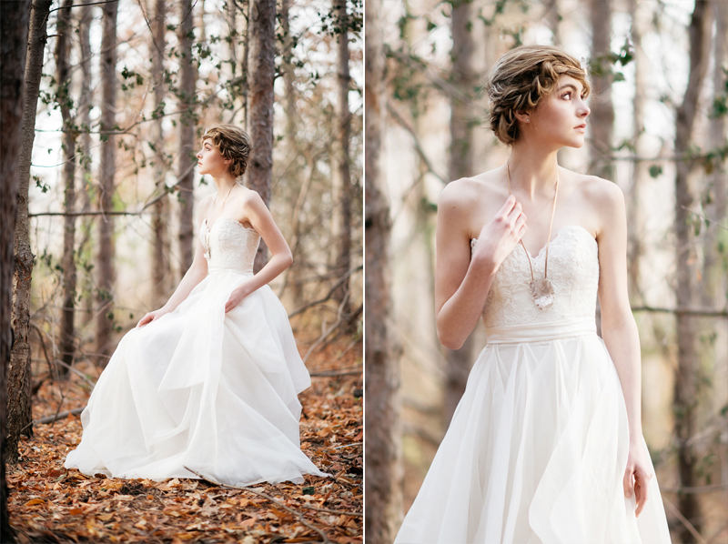 fall foxes | an editorial bridal shoot + musings on fashion and following your dreams